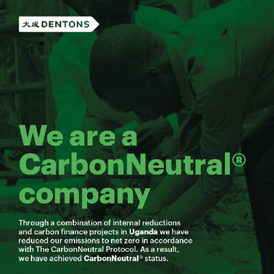 Dentons UK and Middle East