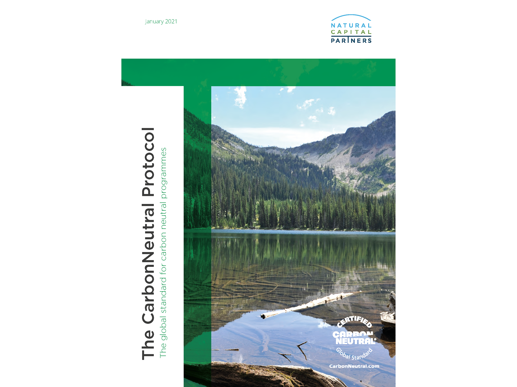 Launching the updated CarbonNeutral Protocol: the framework for high impact corporate climate action